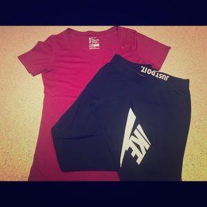 Women's Nike bundle